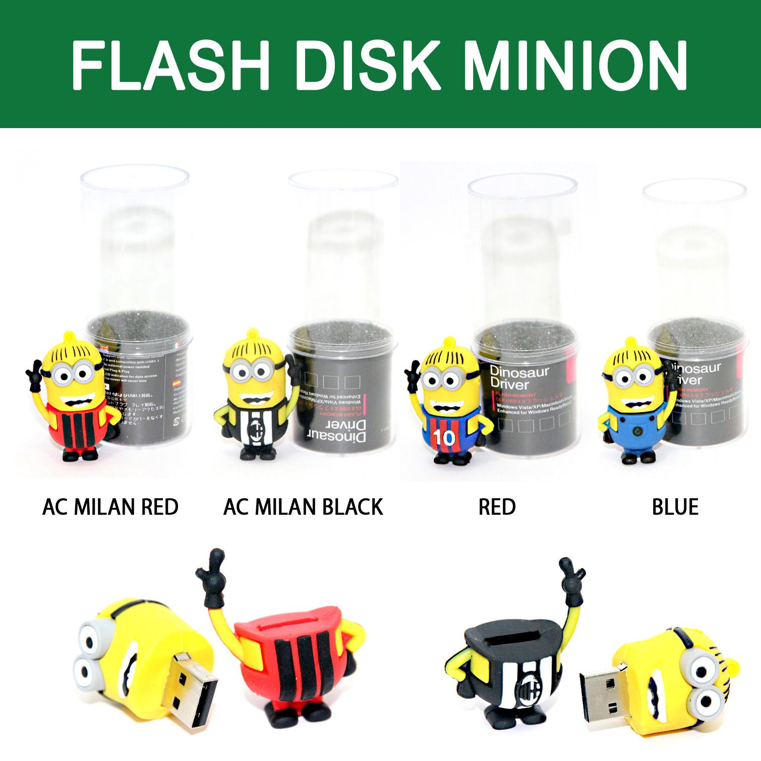Flashdisk Unik Minion 8Gb Rp 100000 Laris123com Sms Whatssap