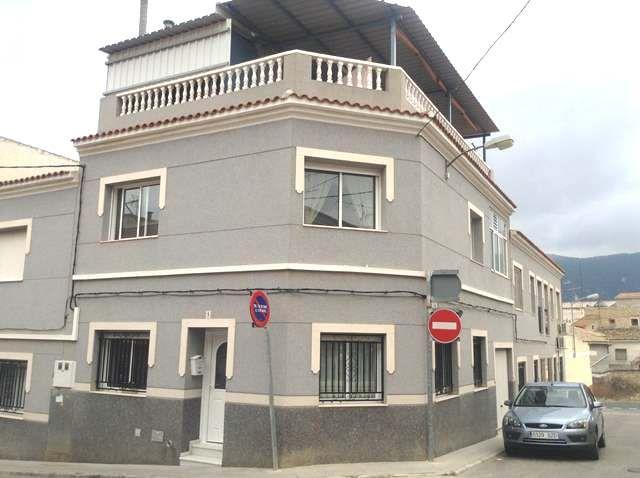 Buy Townhouse 4 bedrooms and garage in Hondón de las