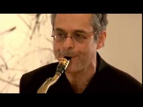 Ivo Perelman-Artist-Musician Perelman-sax   Dominic Duval-bass   Rosie Hertlein