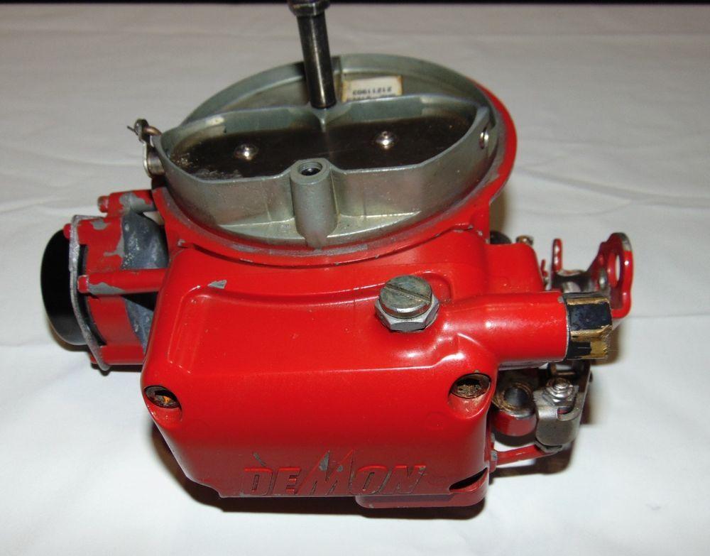 Volvo Penta Marine Holly Demon 2 Barrel Carburetor 21211903