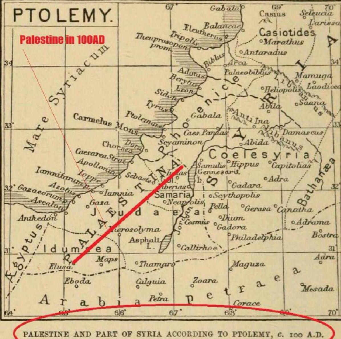 Tell Me Again How Palestine Didnt Existthis Map Shows Palestine - Where is israel