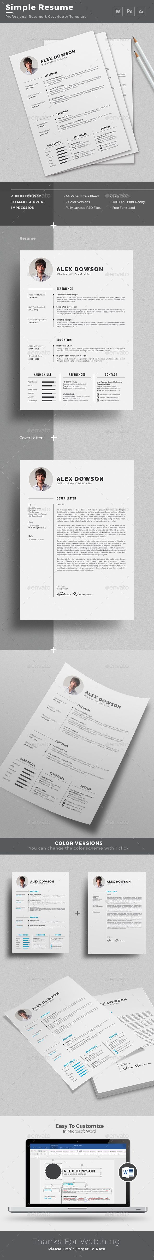 Best Resume Format Free Download Ideas  Word Cover Letter