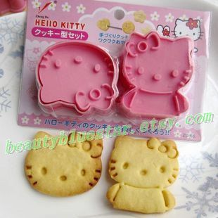 PromotionHello Kitty Cookie CuttersBiscuit Cake mold bakery