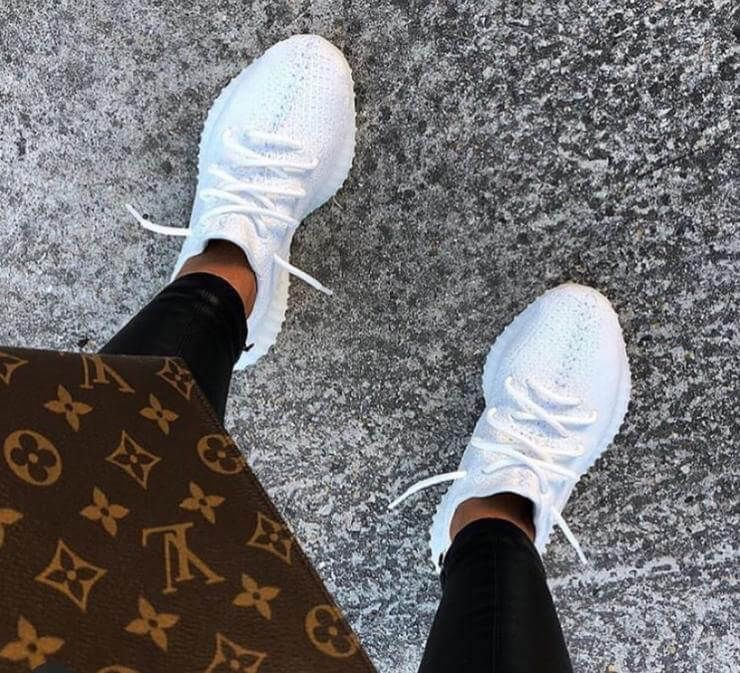 adidas yeezy 350 weiß