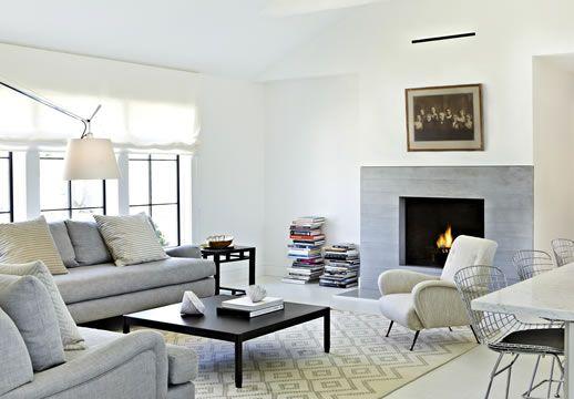 Sag Harbor Living Room Coastal Living Rooms Home Interior Design