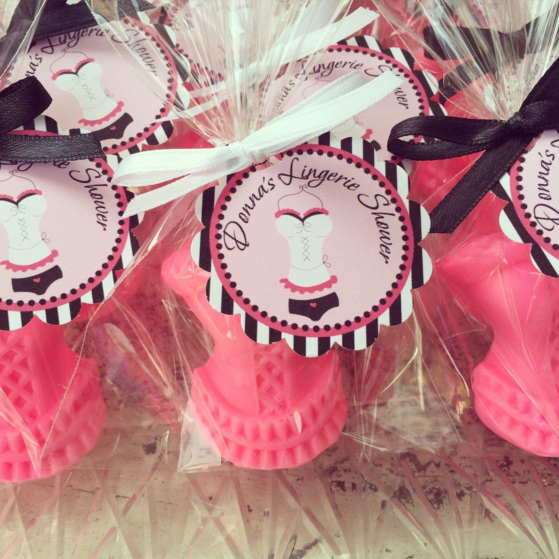 10 Corset Soap Favors - Bridal Shower Soap Favor, Bachelorette Party ...