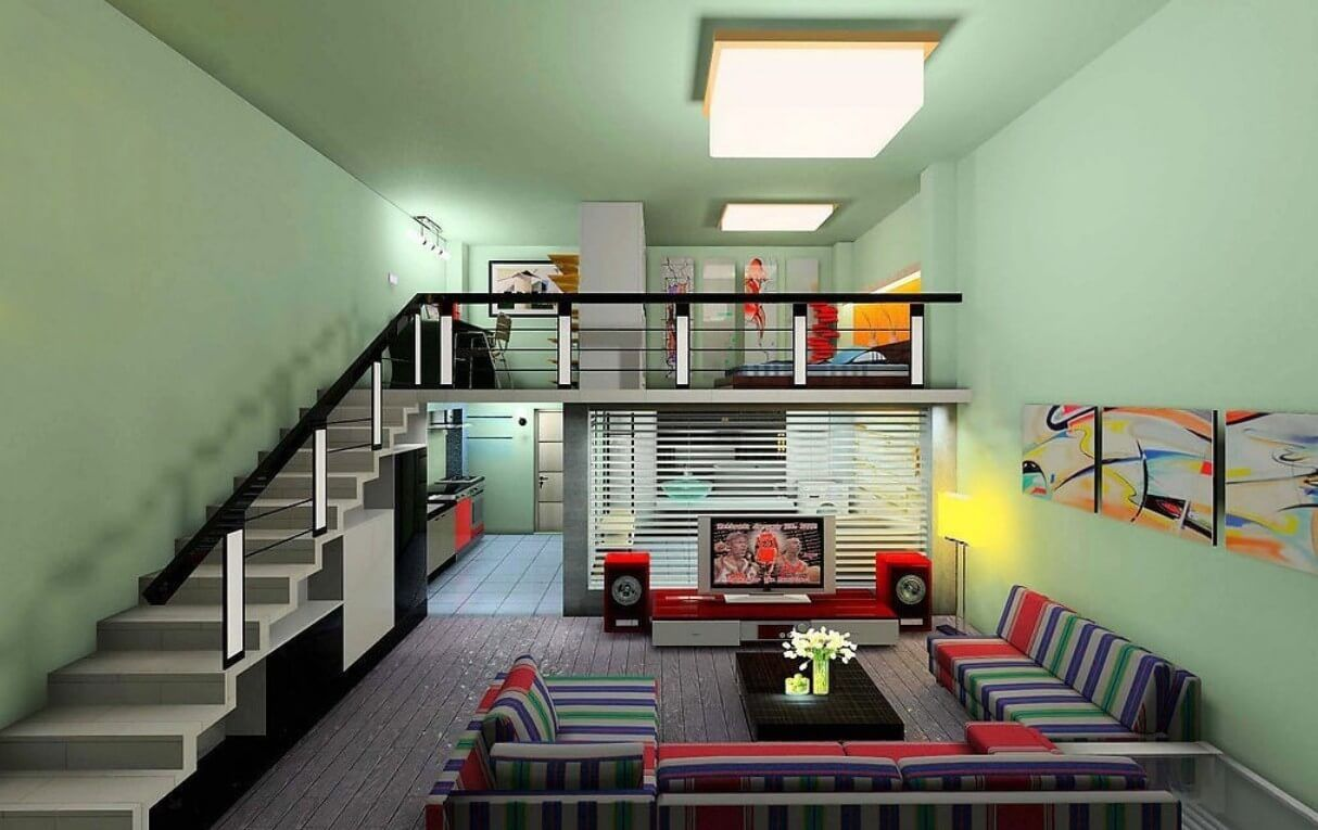 All You Need To Know About Duplex House Interior And Their Designs