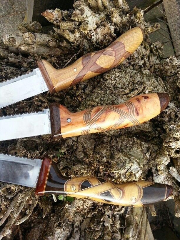 Knife handel