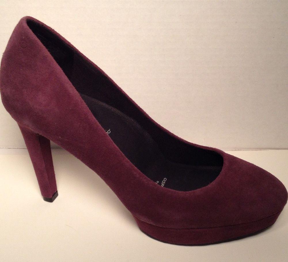 b62474b73a9 Details about Enzo Angiolini Pumps Niko Square Heels Womens Black ...