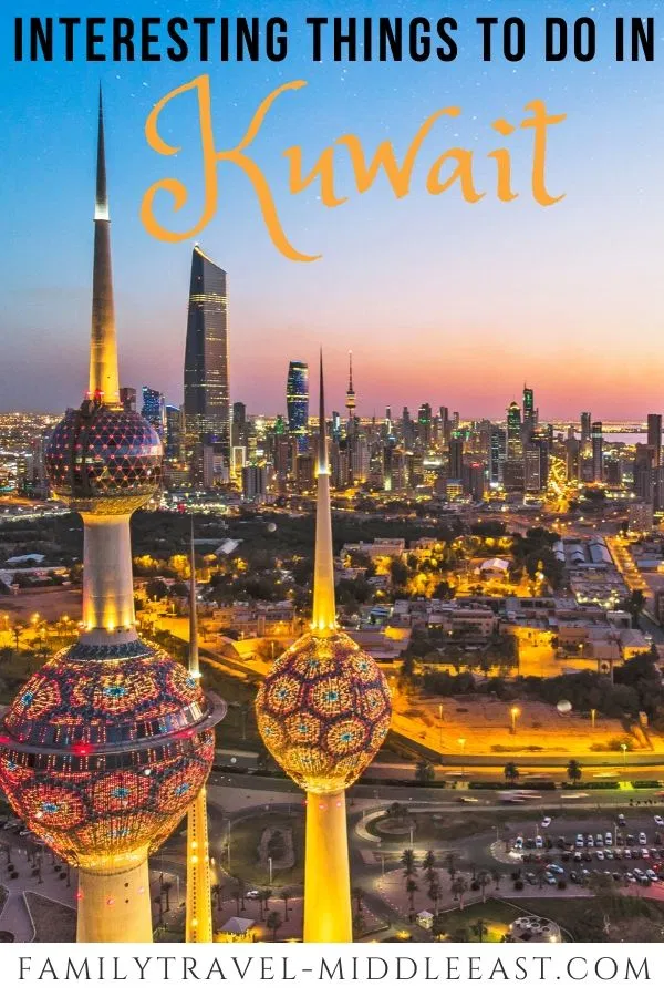 Interesting Things To Do In Kuwait In 2020