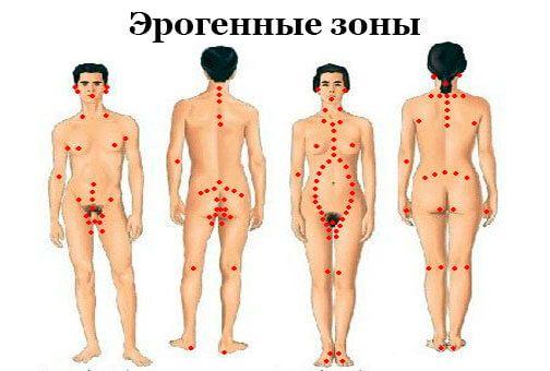 Эрогенные зоны в сексе женщина скорпион