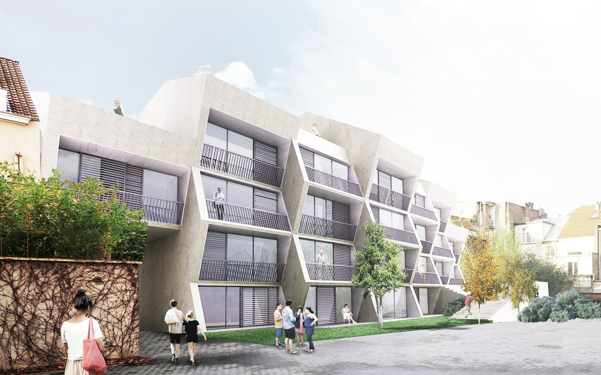 JDS Architects | Forest Croissant