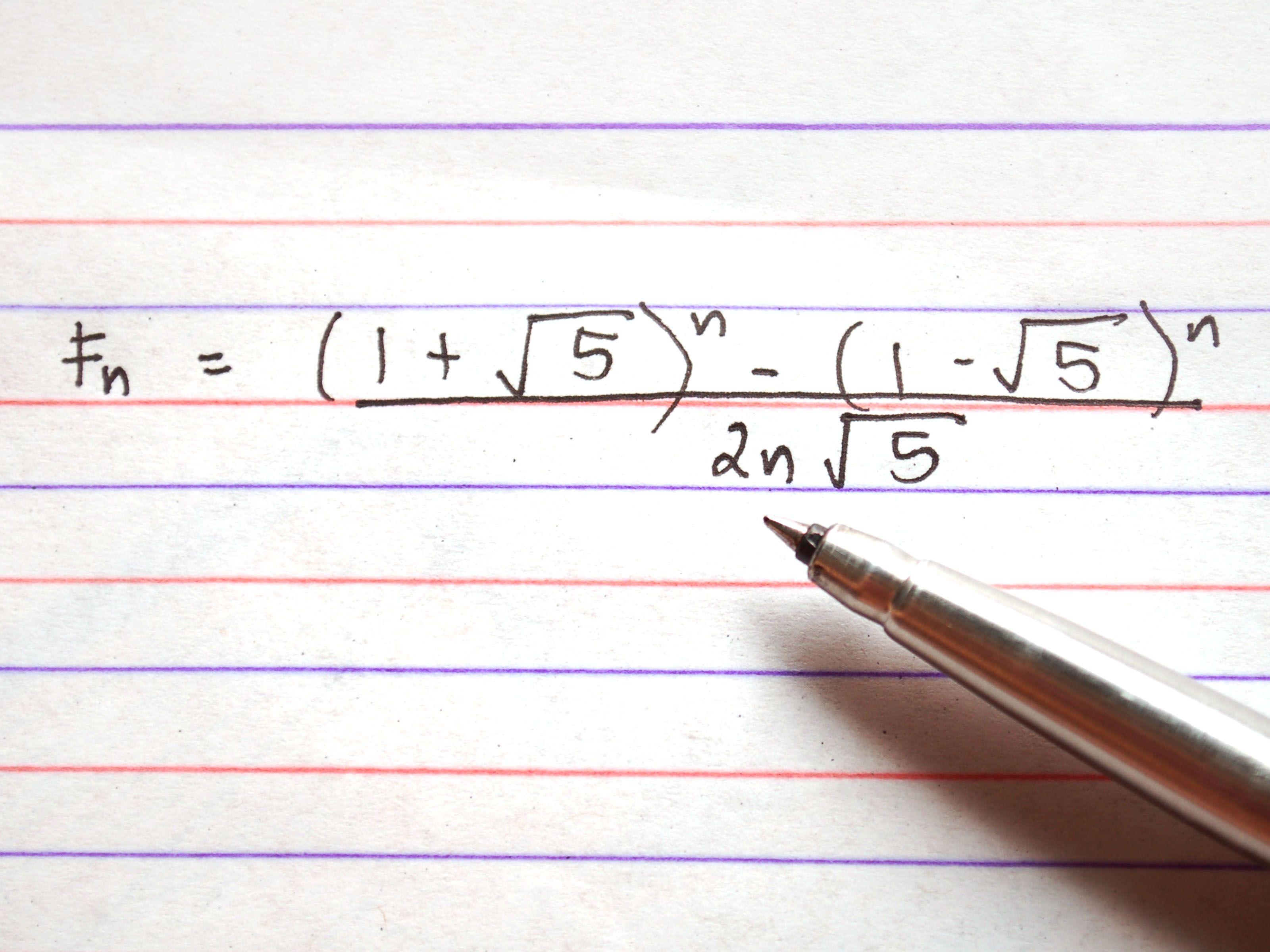 Calculate The Fibonacci Sequence