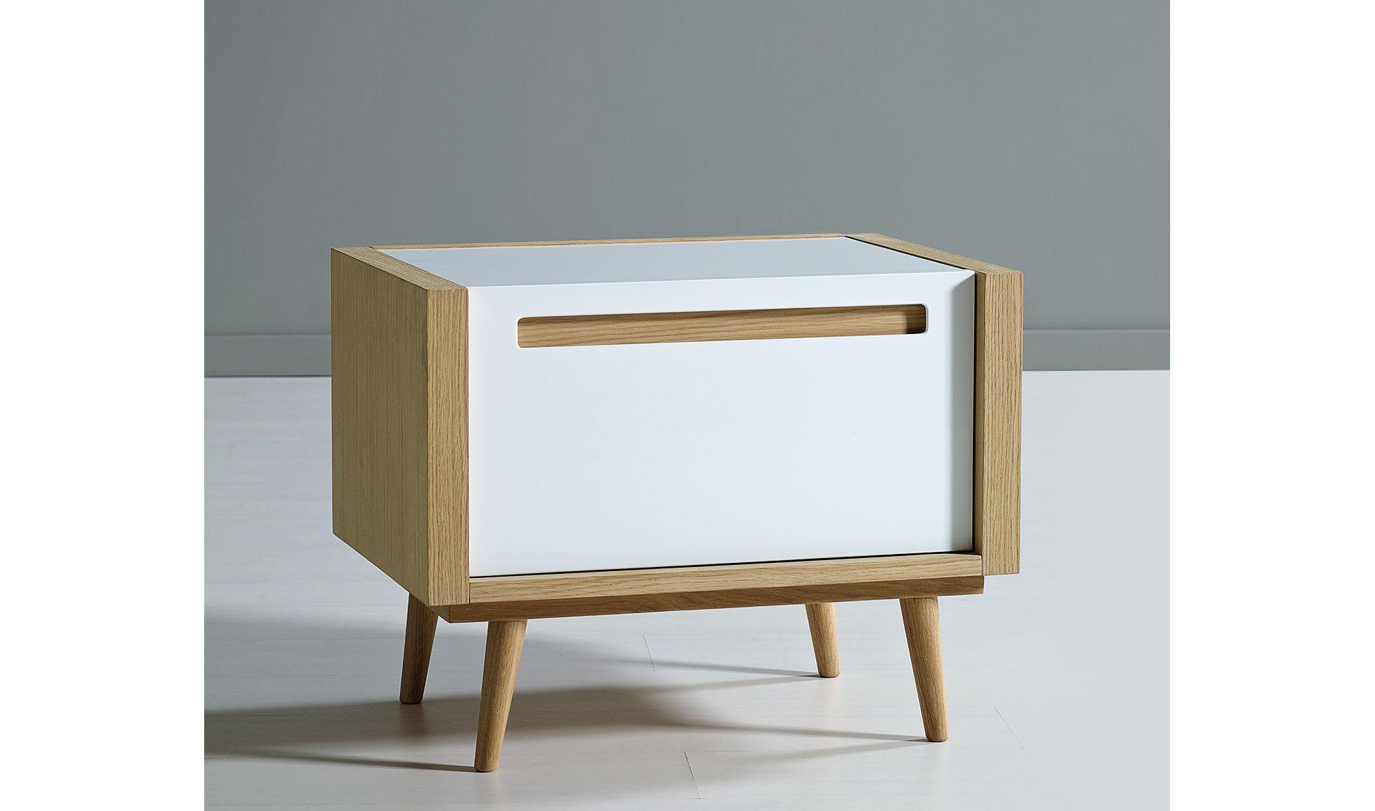 Muebles cosas de arquitectos mesita de noche moderna for Diseno de mesa de noche