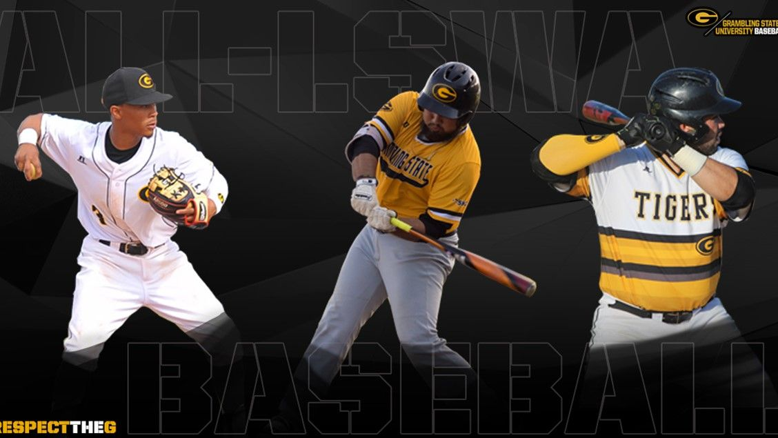 Grambling State University Placed Three Student Athletes On The