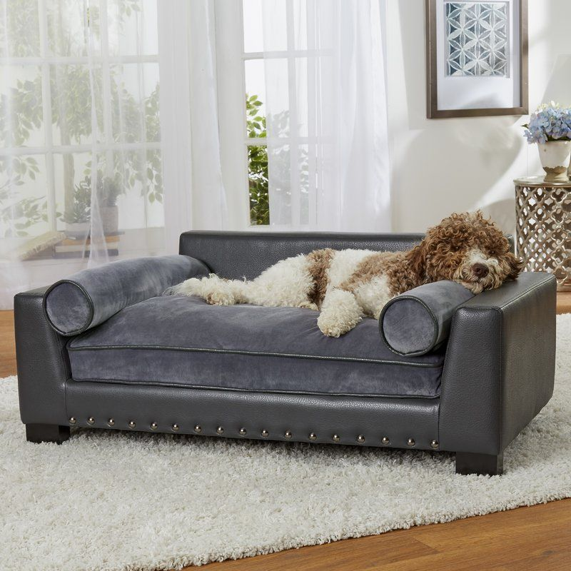 Angeline Dog Sofa | Doggie stuff | Dog sofa bed, Dog bed ...