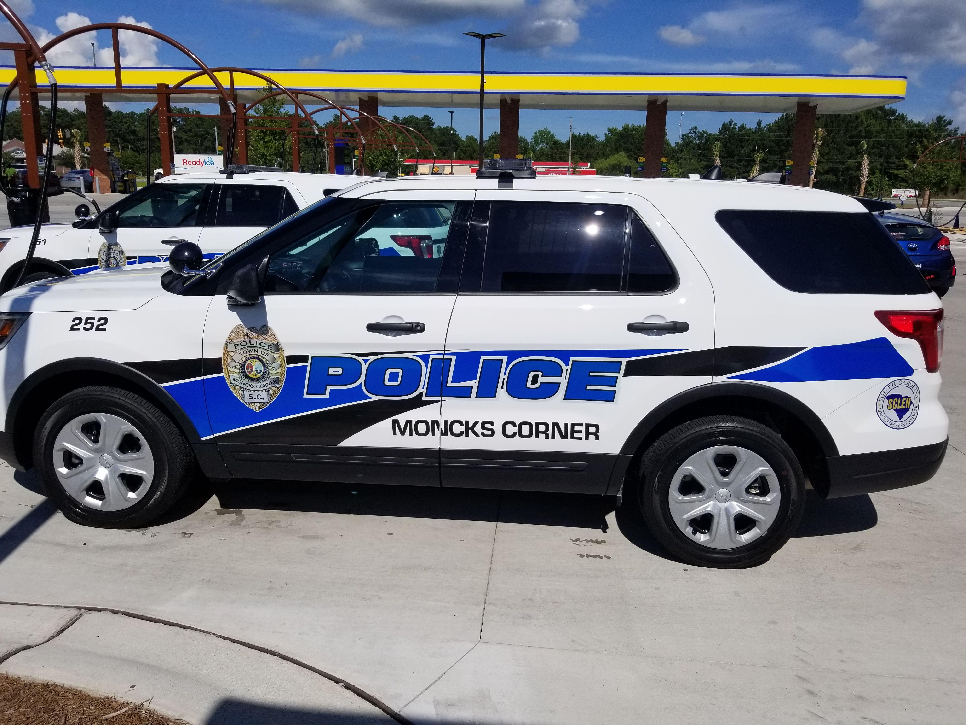 Moncks Corner Sc Police Target Zero Ford Explorer South