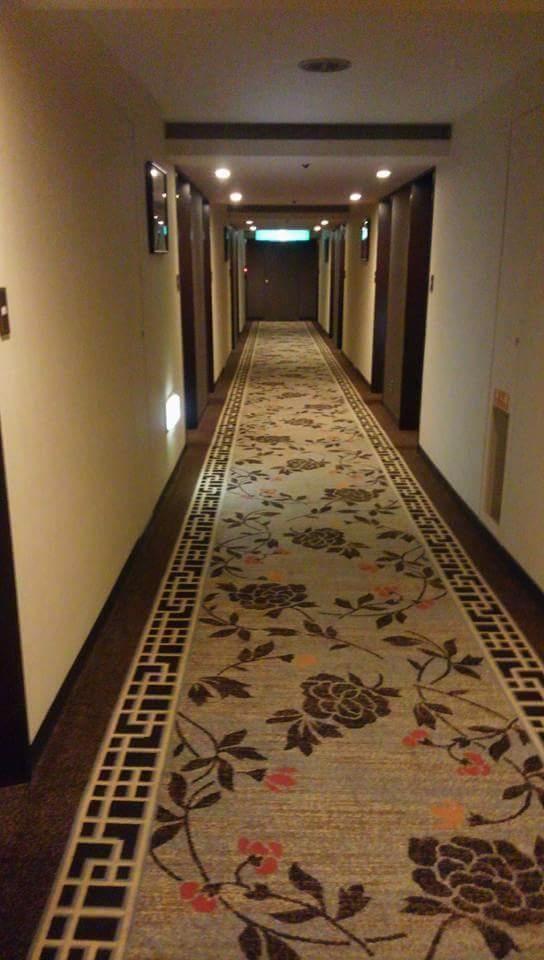 ホテルでも取り入れられている、シノワズリー柄をカーテンに。  シノワズリな雰囲気が素敵 - ローズホテル横浜の口コミ - トリップアドバイザー