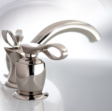 Luxury Bathroom Hardware phylrich bathroom faucet - new amphora luxury faucets with ribbon