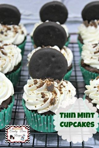 Welcome back to our 12 Days of St. Patrick�s Day Recipes and Crafts! Today for day 9 your taste buds are in for a treat! This treat has the minty yumminess we�ve come to associate with St. Patrick�s Day AND the added oy of Girl Scout cookies also. If you�