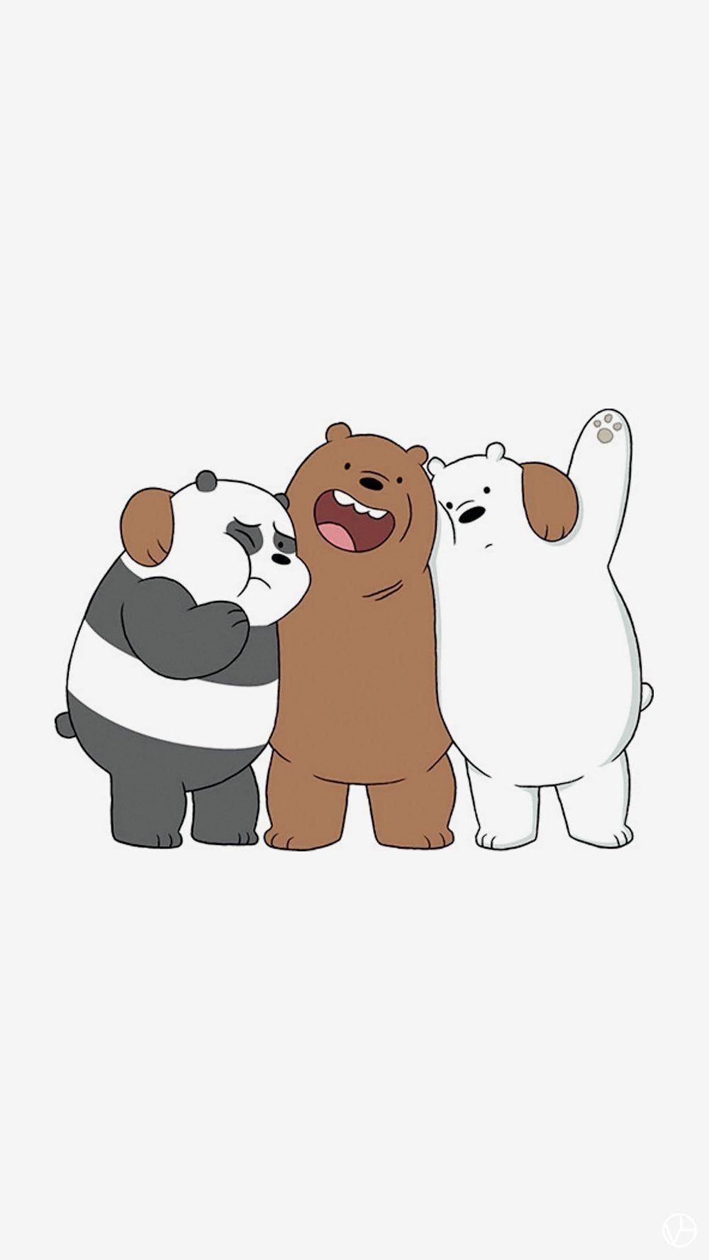 Pin Oleh Monika B Di We Bare Bears