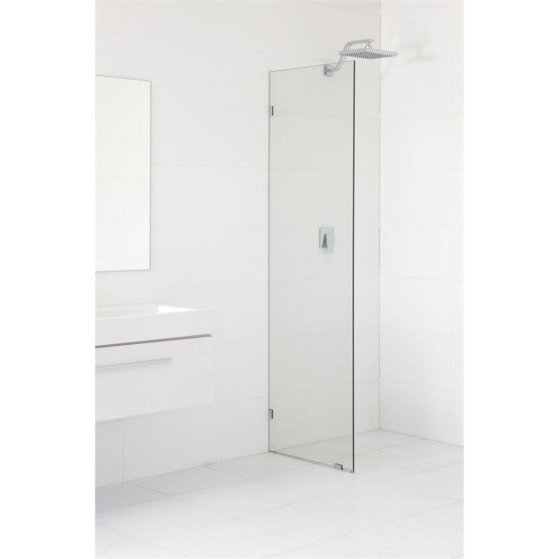 Highgrove 10 X 2000 X 1175mm Frameless Glass Shower Panel Kit