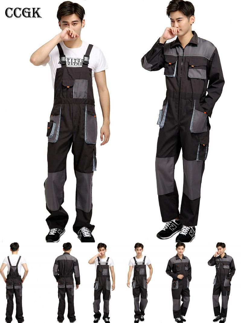 visit to buy ccgk bib overalls men work coveralls on cheap insulated coveralls for men id=89394