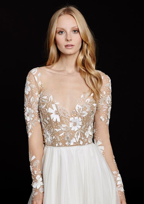 Bridal Gowns, Wedding Dresses by Hayley Paige - Style HP6553
