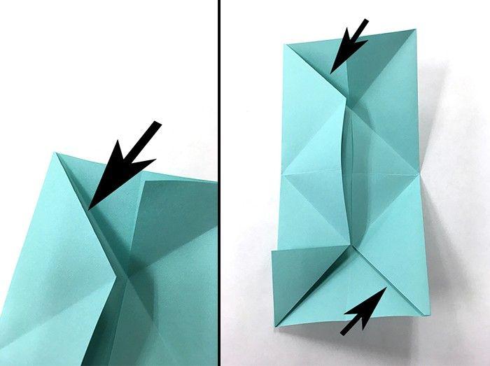 DIY Geometric Paper Wall Art  sc 1 st  Pinterest & DIY: Geometric Paper Wall Art | Paper walls Diy wall art and Diy wall