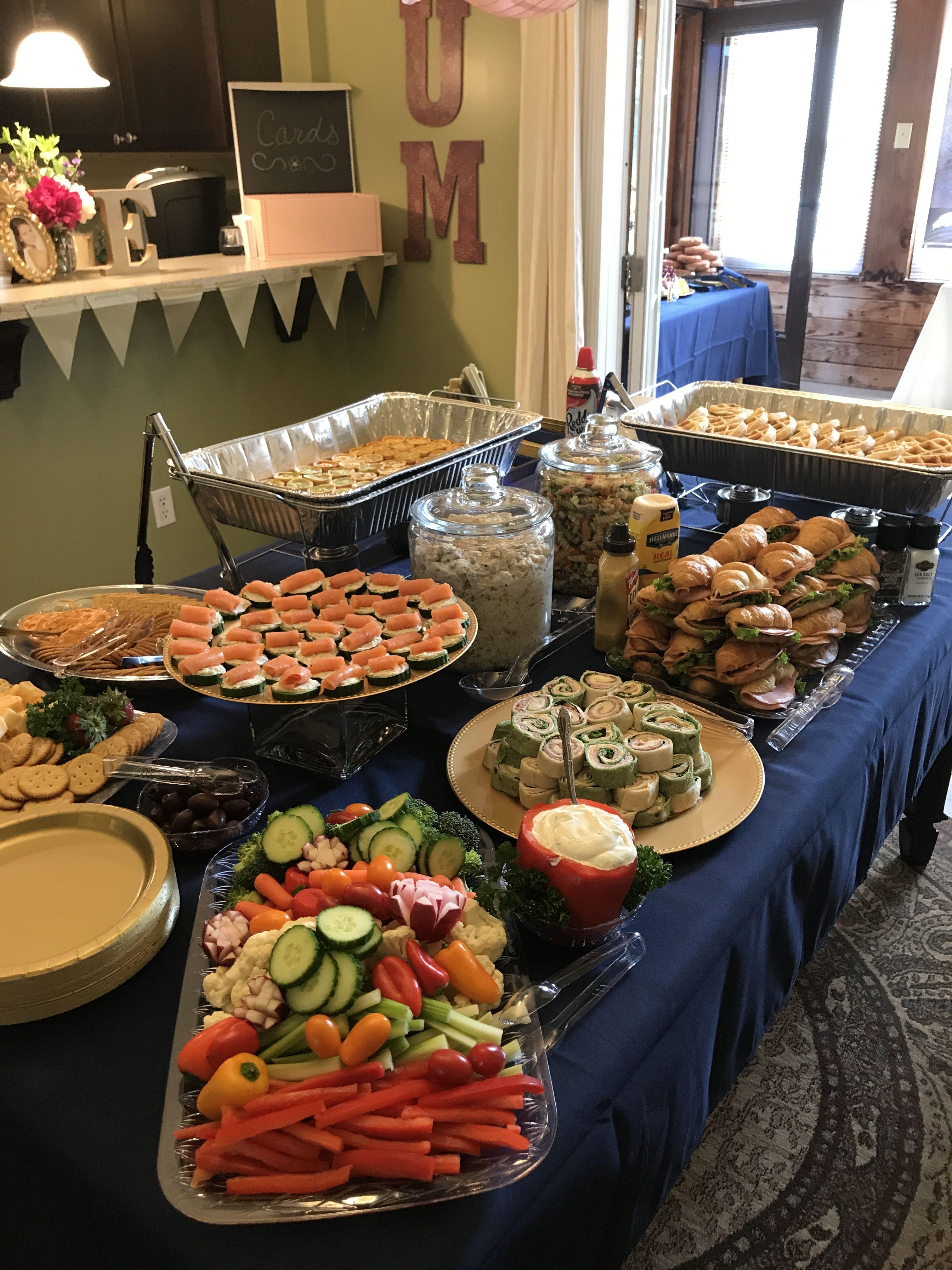 Grad Party Brunch | Grad parties, Brunch, Table decorations