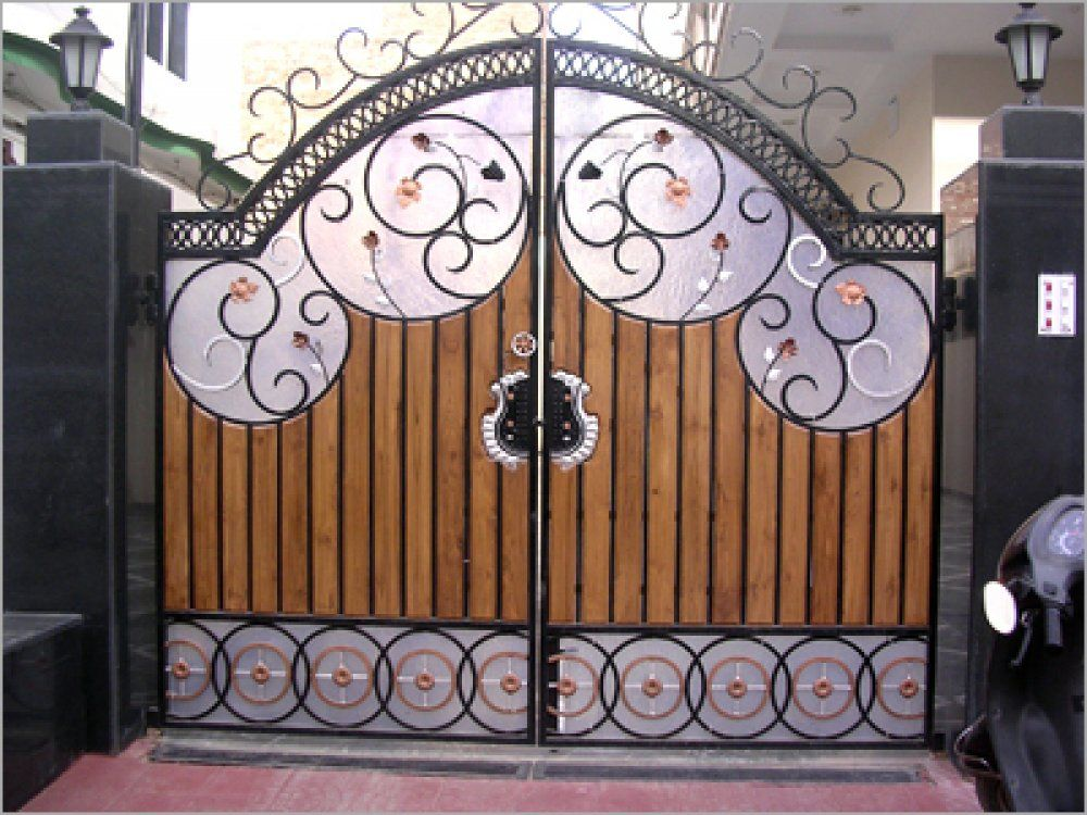 High Quality House Gate Pictures