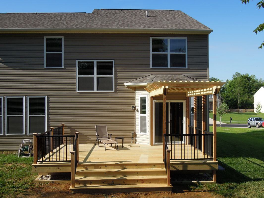 Blog Archives Deck Projects Backyard Landscaping Designs Deck