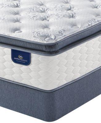 Serta Perfect Sleeper Graceful Haven 13 75 Plush Pillowtop