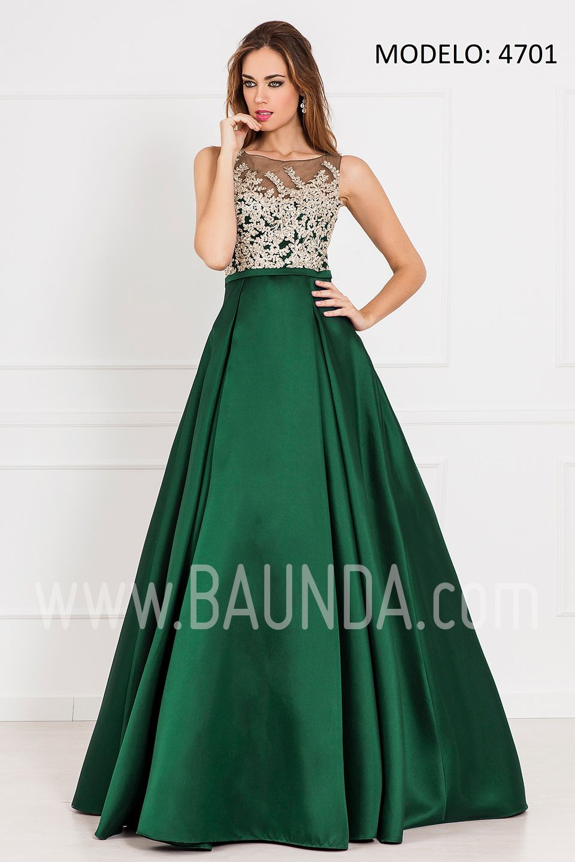 Vestidos de fiesta verde azulado