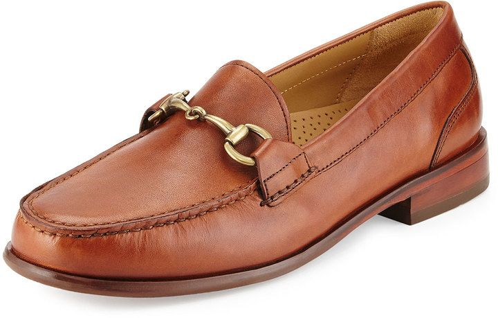 78dafe3bdb3 Cole Haan Fairmont Horsebit Leather Loafer