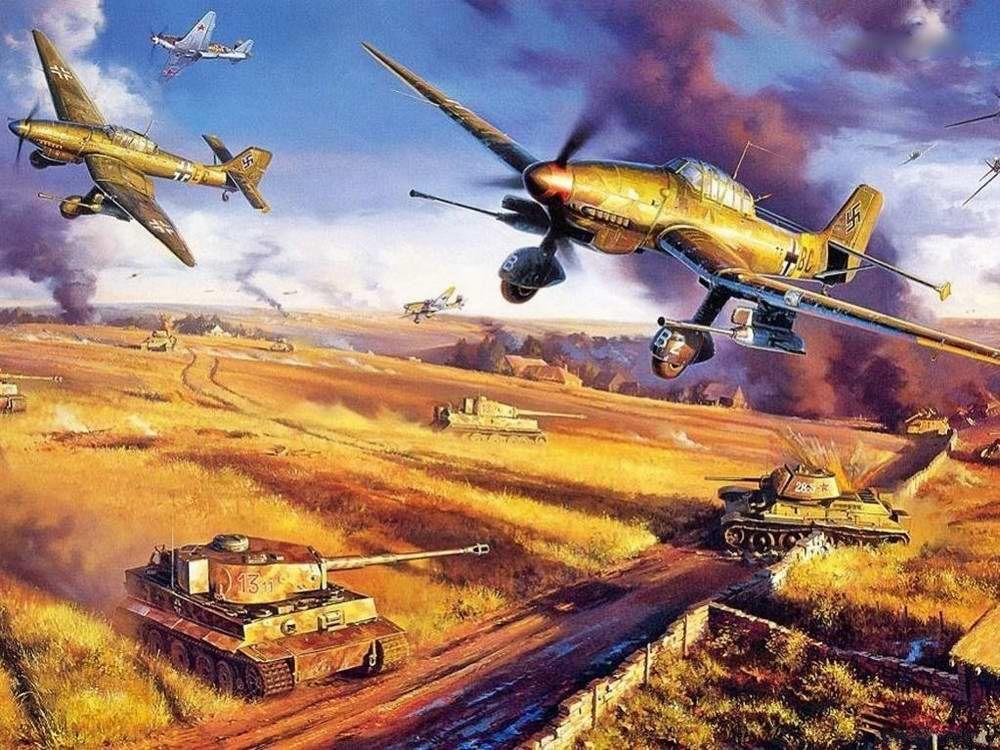 Kursk: the battlefield