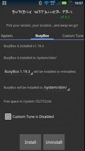busybox installer pro apk download gratis