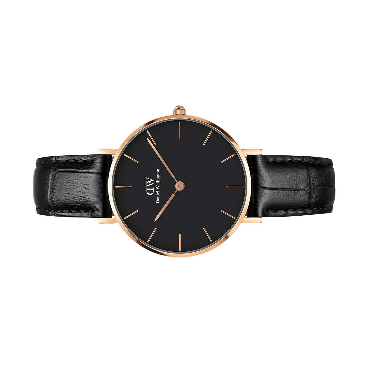 f70b0fad0b15 Classic Petite Reading Rose Gold 32mm (black)
