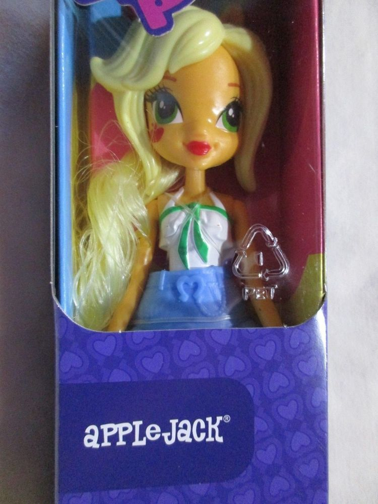 Applejack My Little Pony Equestria Girls Ages 5  By Hasbro