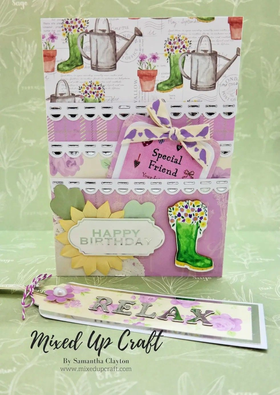 Ideal Present Dovecraft Occasions Papercraft Cardmaking Kit