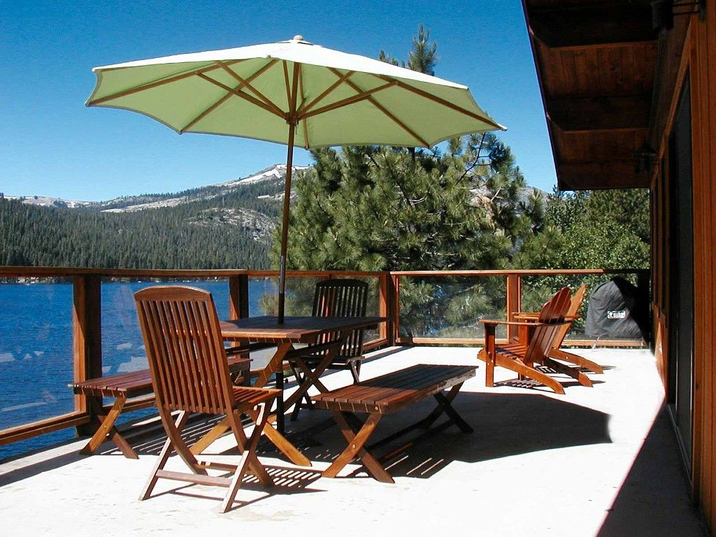 Cabin vacation rental in donner lake from