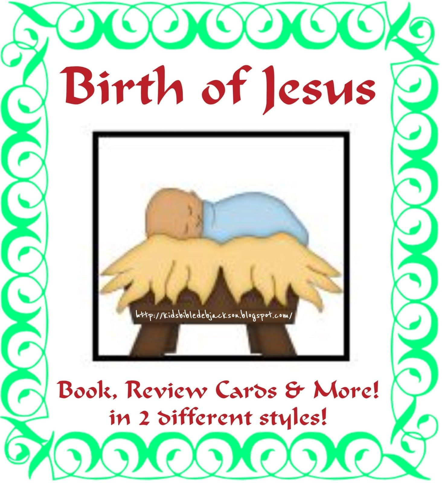 This Is A Short Simple Printable Book About The Birth Of