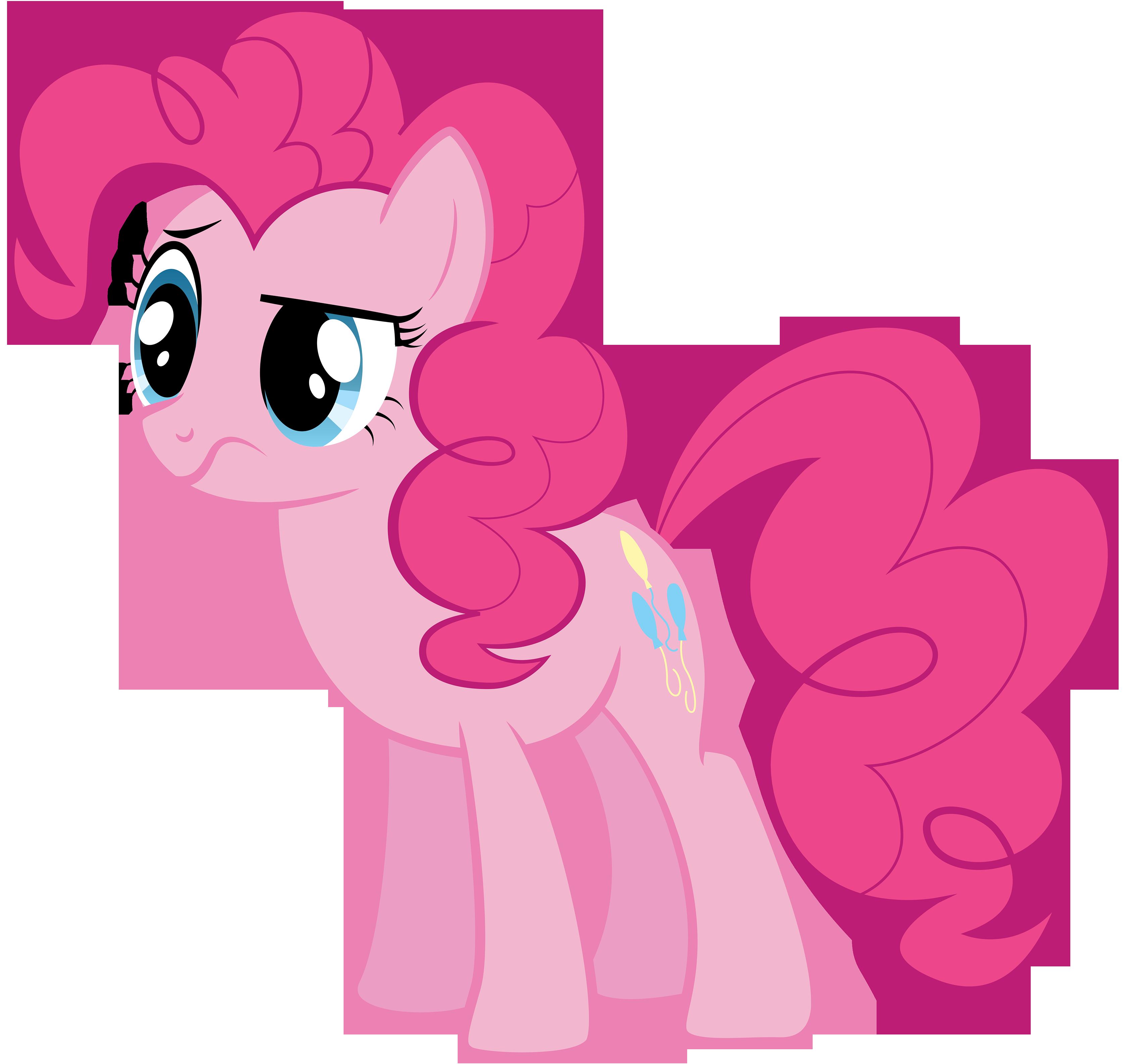 Pinkie Pie Is Confused By Spellboundcanvas Pinkie Pie Pinkie My Little Pony Friendship