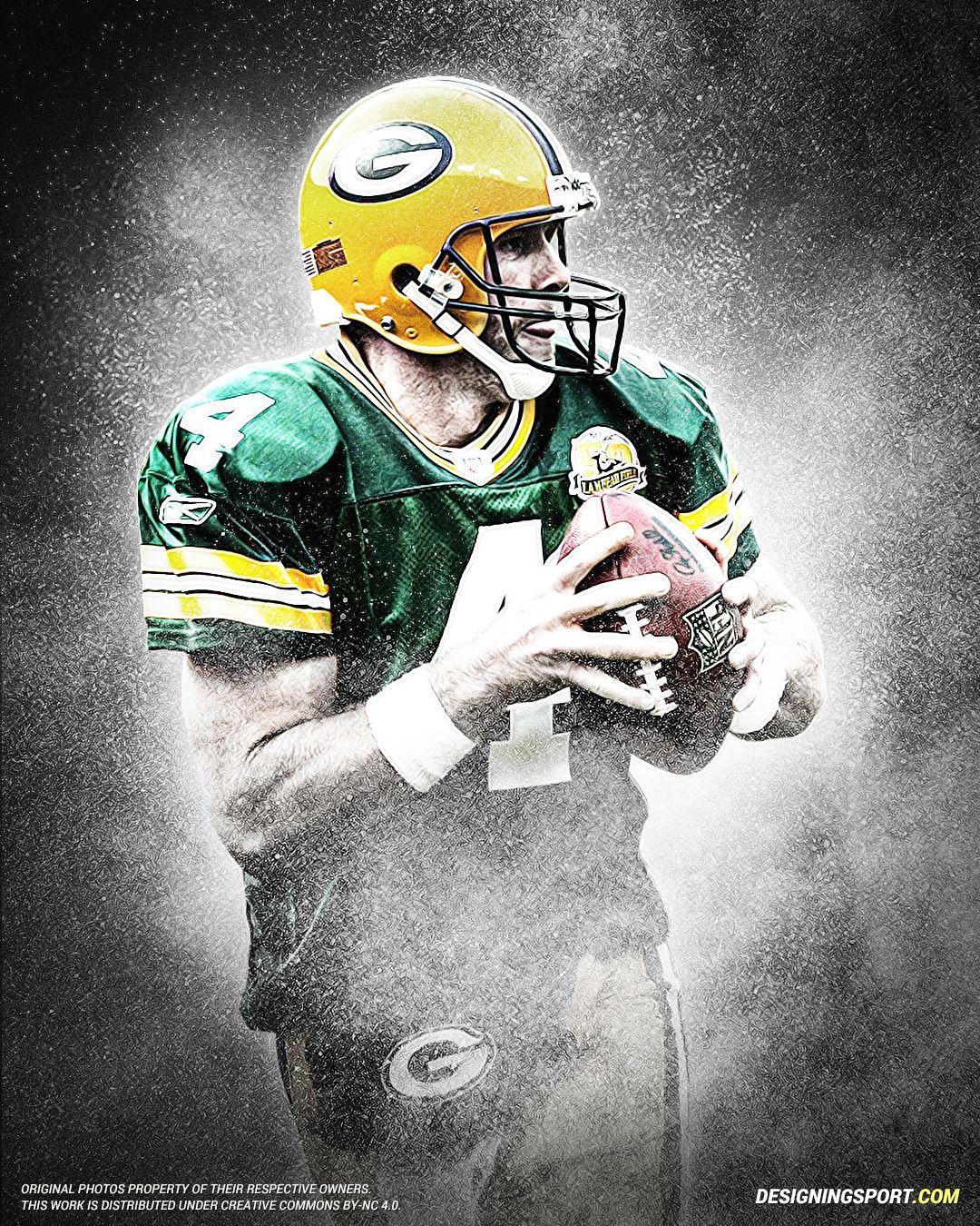 Designing Sport Brett Favre Green Bay Packers Green Bay Packers Green Bay Green Bay Packers Football