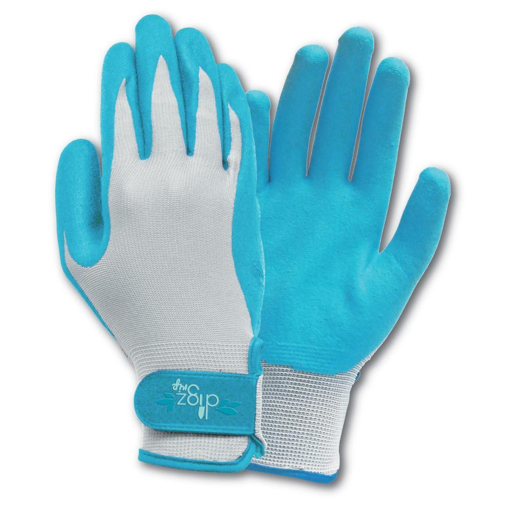 8dc4b28b1 Digz grip gloves are the perfect glove for your garden gripping needs. The  no slip technology allows you to hold on to tools and plants in the  slipperiest ...