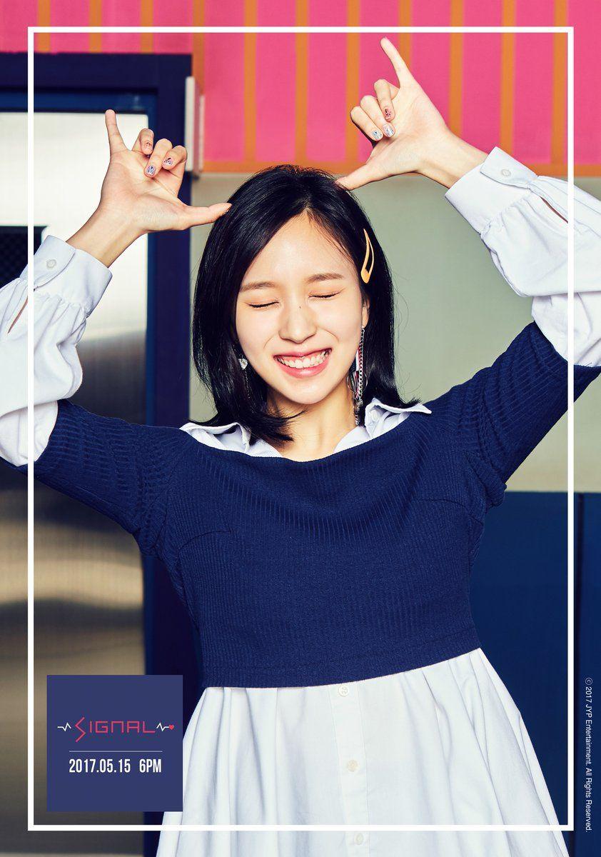 TWICE (@JYPETWICE) | Twitter Mina photo
