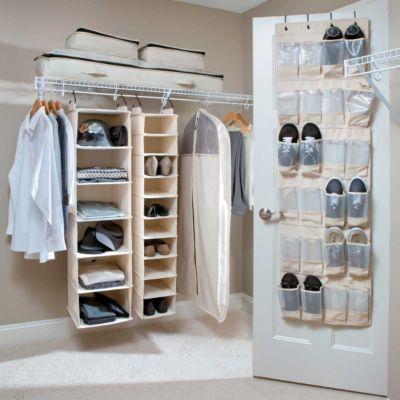 Heavy Duty Canvas Closet Organizers Storage Ideas For Closets