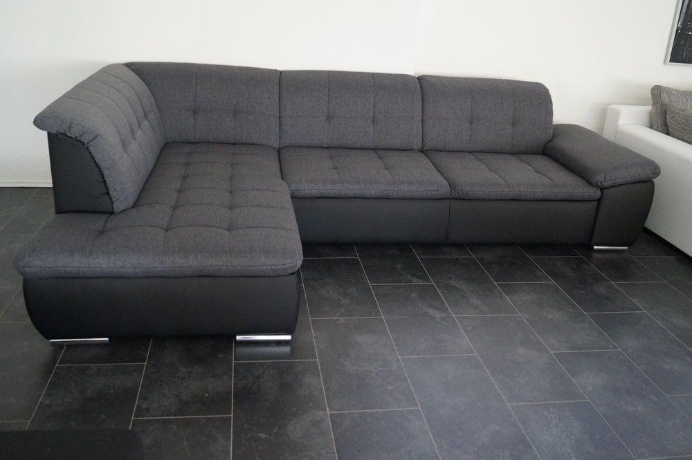 Big sofa couch wohnlandschaft megasofa ottomane li for Couch 0 finanzierung