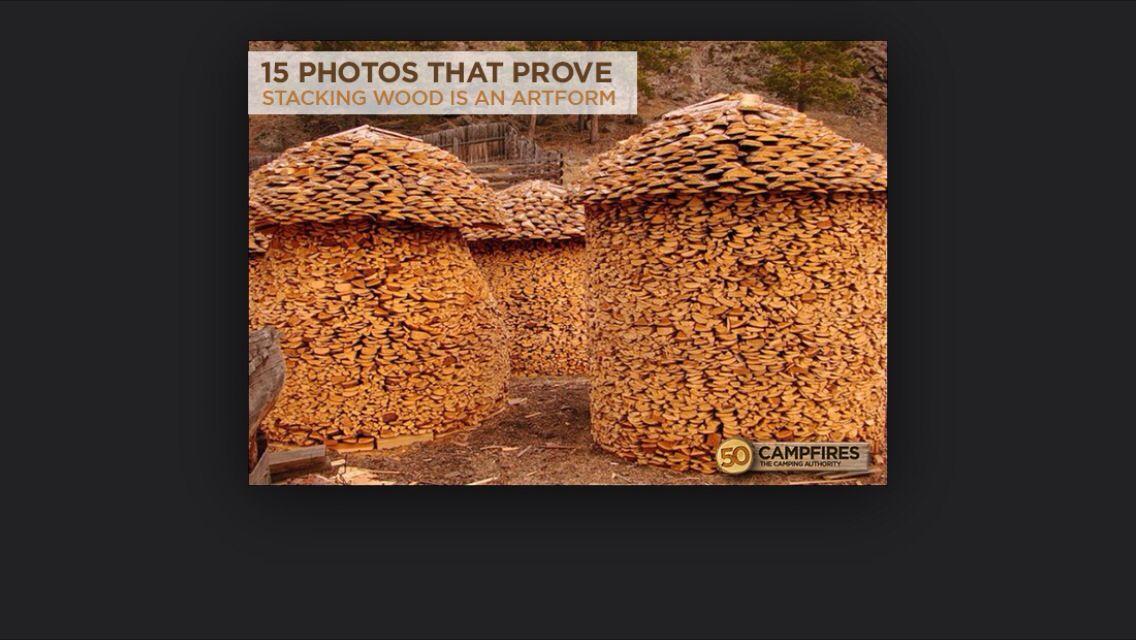 Creative log store