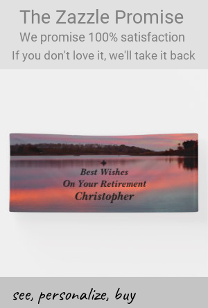 Personalized 3 Lines of Text Fisherman Retirement Banner |  Personalized 3 Lines of Text Fisherman Retirement Banner